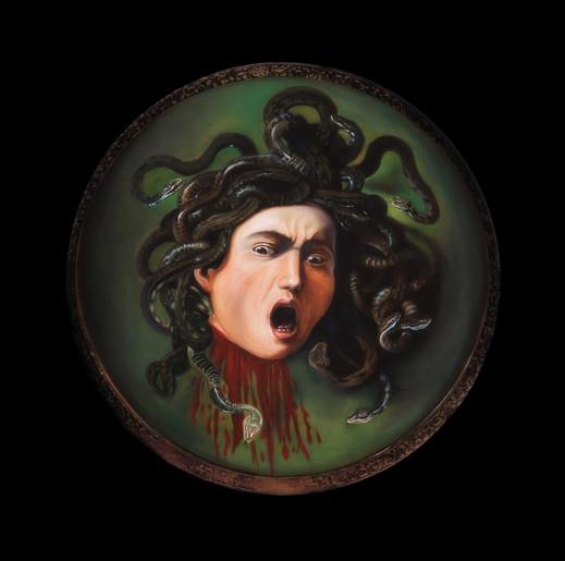 """""""Testa di Medusa"""""""