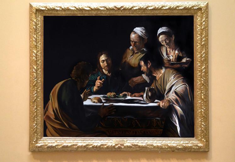 """""""Supper in Emmaus"""""""