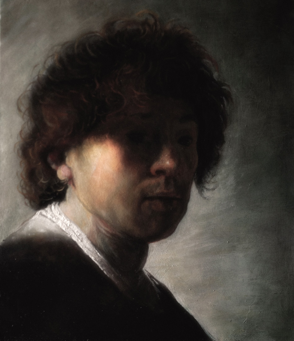 """""""Selfportrait at the age of 21"""""""