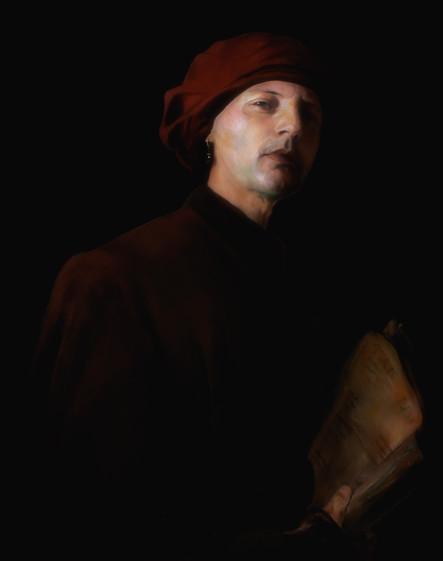 """""""A Rembrandt Disciple"""""""