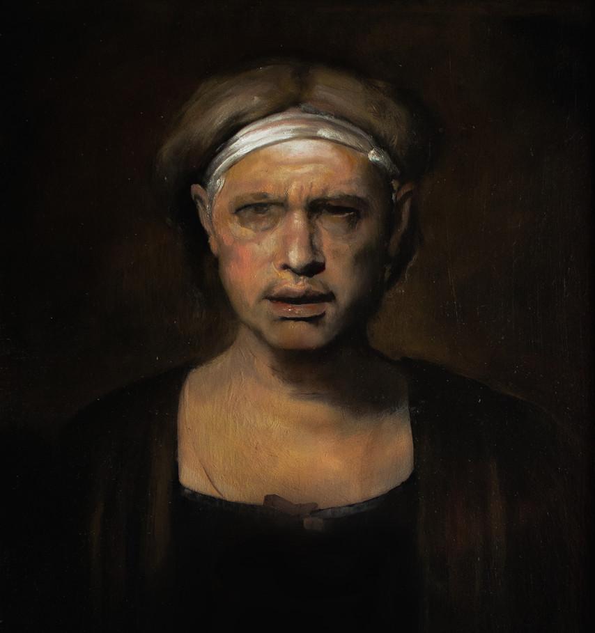"""""""Portrait of Odd Nerdrum"""""""