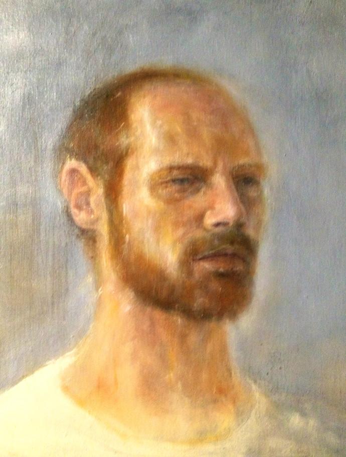 """Stavern selfportrait"""