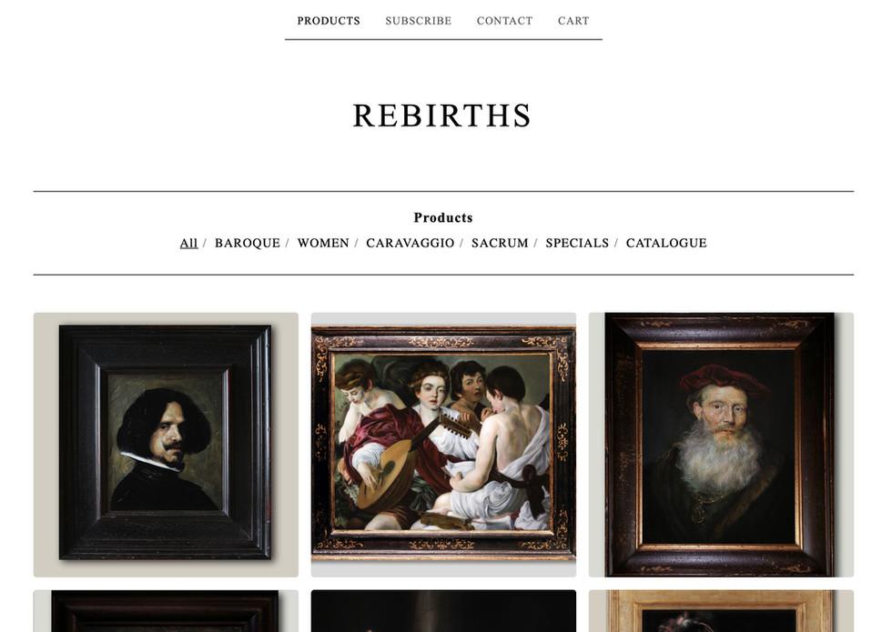 """Max Tizzano """"Rebirths"""" Exhibition Catalog Inside"""