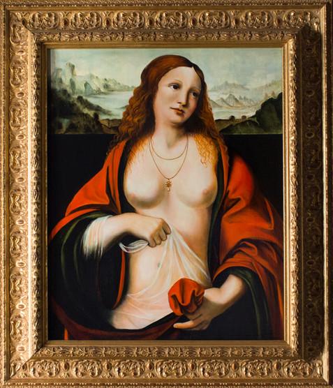 """""""Maddalena discinta"""""""