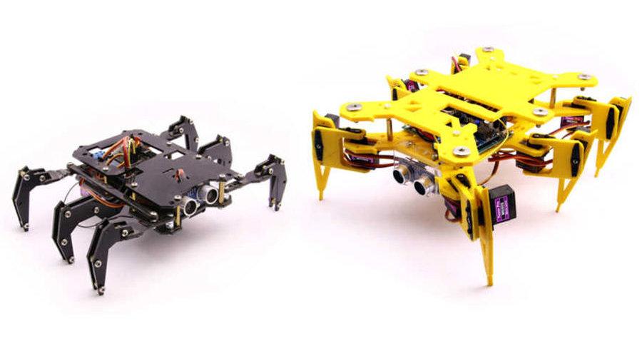 Örümcek Robot - Spider Robot