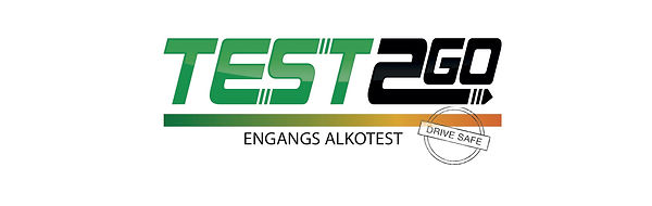 TEST2GO Engangs Alkotest