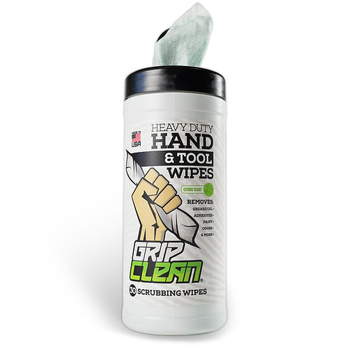 GRIP CLEAN WIPES