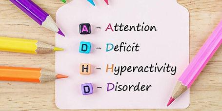 ADHD alimentazione