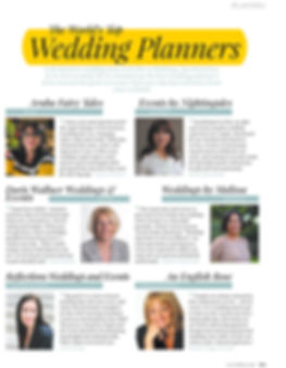 wedding planner on Lake Maggiore