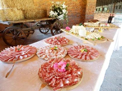 catering matrimonio varese furnas