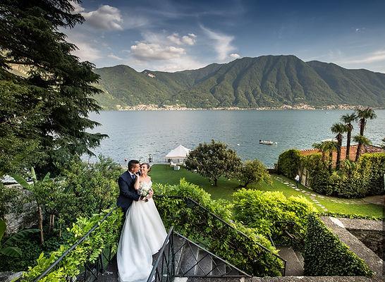 lake como destination wedding planner