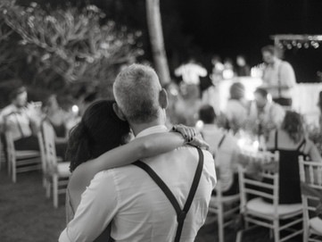 wedding dinner photo