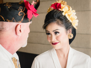 Legal wedding between foreigners and Indonesian citizens. How to have a legal wedding in Bali