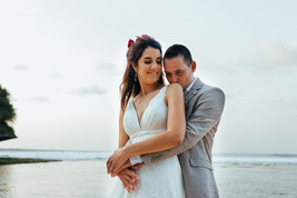 Wedding in bali service