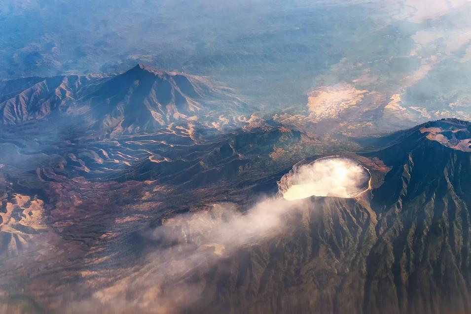Central Java smoke