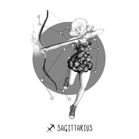 Sagittarius (Kate)