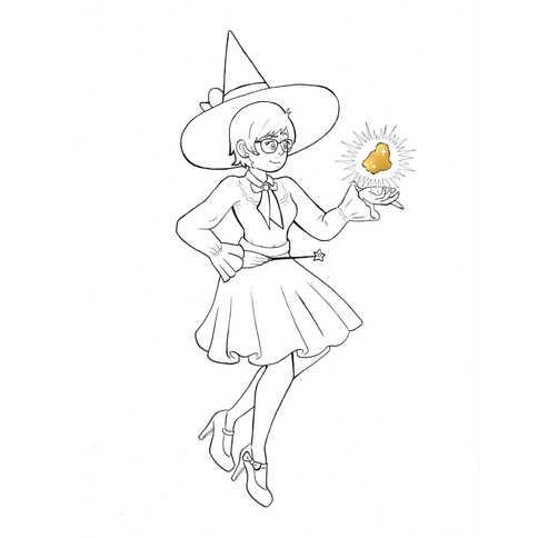 Mercury Witch