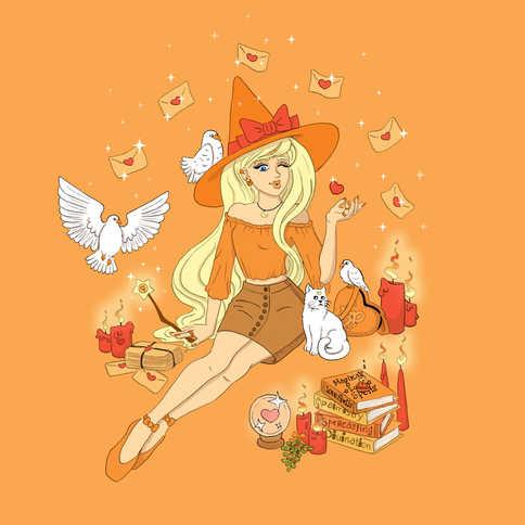 Sailor Venus Witch