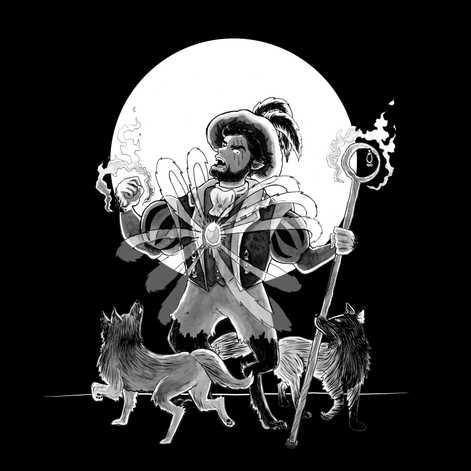 Werewolf Warlock