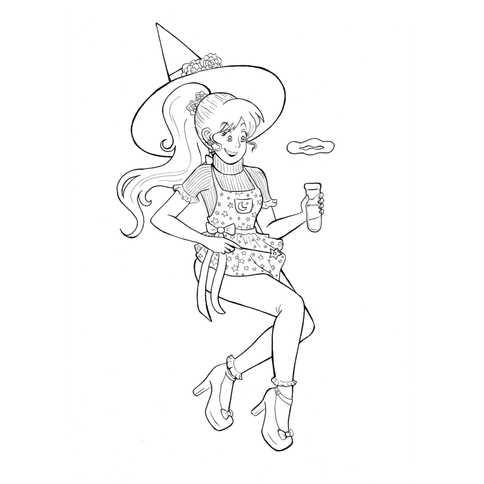 Jupiter Witch