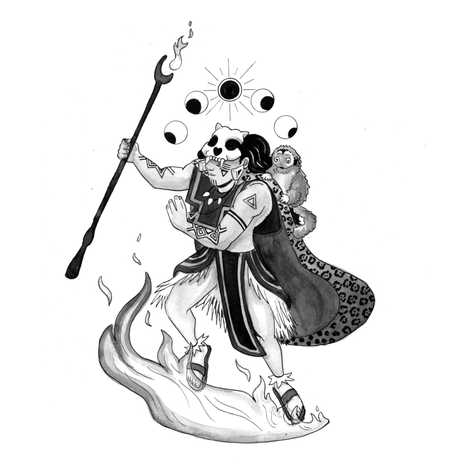 Eclipse Warlock