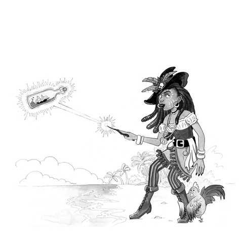 Island Witch