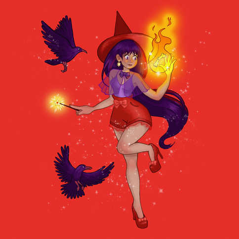 Mars Witch