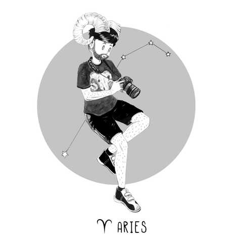 Aries(Jared)