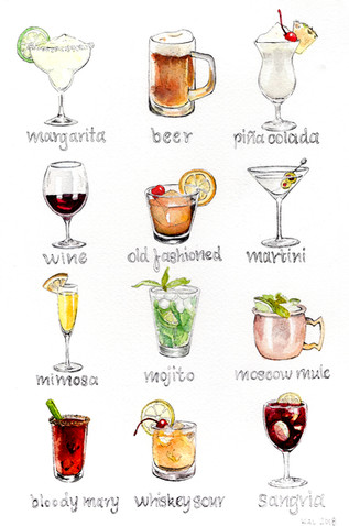 Drink Samples