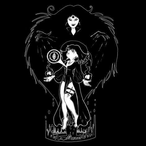 Saturn Witch