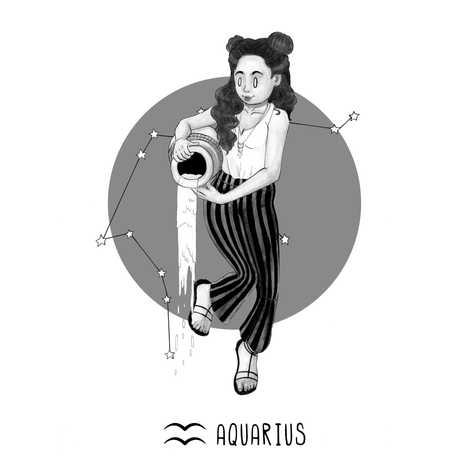 Aquarius (Mei)