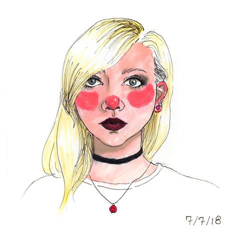 Contour Drawing 7/7