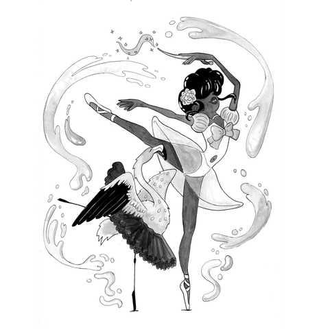 Ballerina Witch