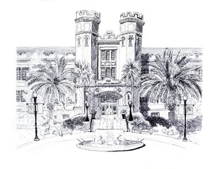 FSU Illustration Series