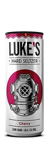 LUKE'S HARD SELTZER CHERRY 33cl