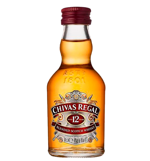 Chivas Regal 12 5cl