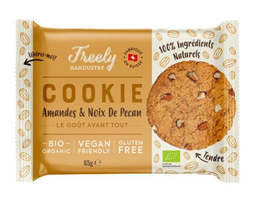 Freely HANDUSTRY Cookie Box Almond
