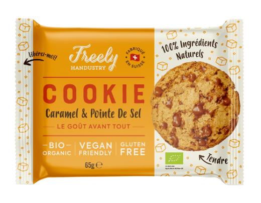 Freely HANDUSTRY Cookie Salted Caramel