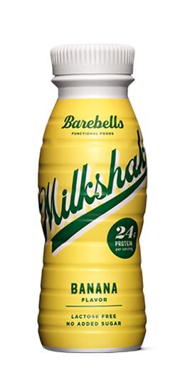 Barebells Protein Milkshakes Banana 330ml