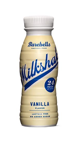 Barebells Protein Milkshakes Vanilla 330ml