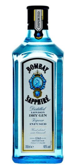 Bombay Gin 70cl