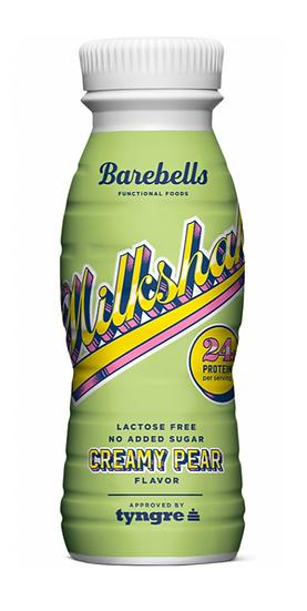Barebells Protein Milkshakes Creamy Pear 330ml