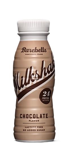 Barebells Protein Milkshakes Chocolate 330ml