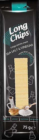 Long Chips Sea Salt & Vinegar Tall