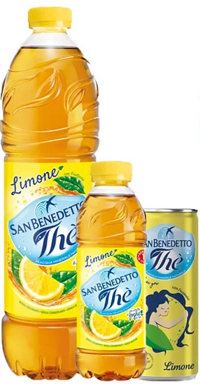 San Benedetto Ice Tea Lemon