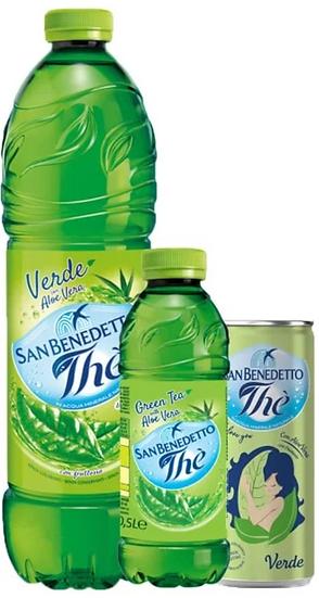 San Benedetto Ice Tea Aloe Vera