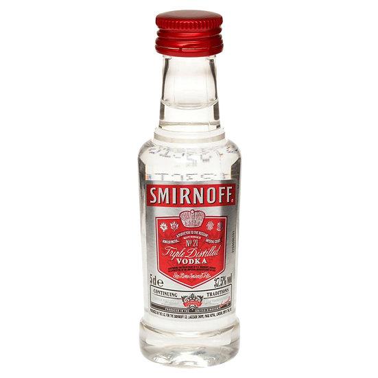 Smirnoff Vodka 5cl