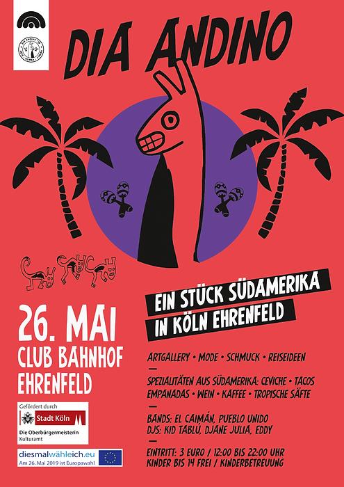 Poster DIA ANDINO