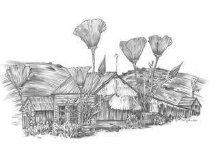 """Studio G"" Art by Danny Neece"