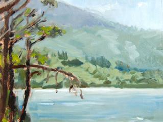 Daniel Crowe: Recent Landscapes and Mazes